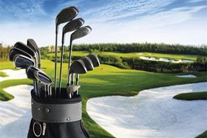 golfer paradise