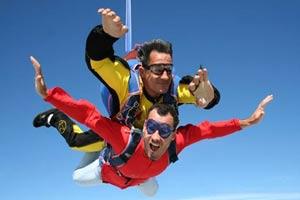 parachute in pattaya
