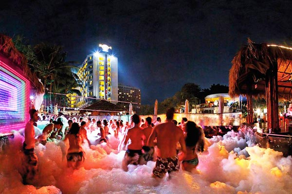 party in Pattaya
