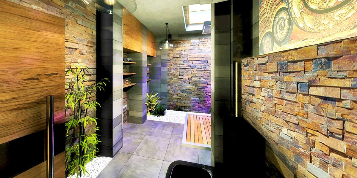 best shower in thailand